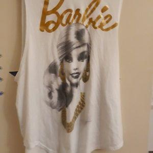 💋 Barbie tank Size XL
